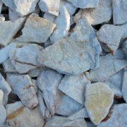 gard plasa umplut cu piatra