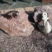 pietre ornamentale pentru gradina (curte)
